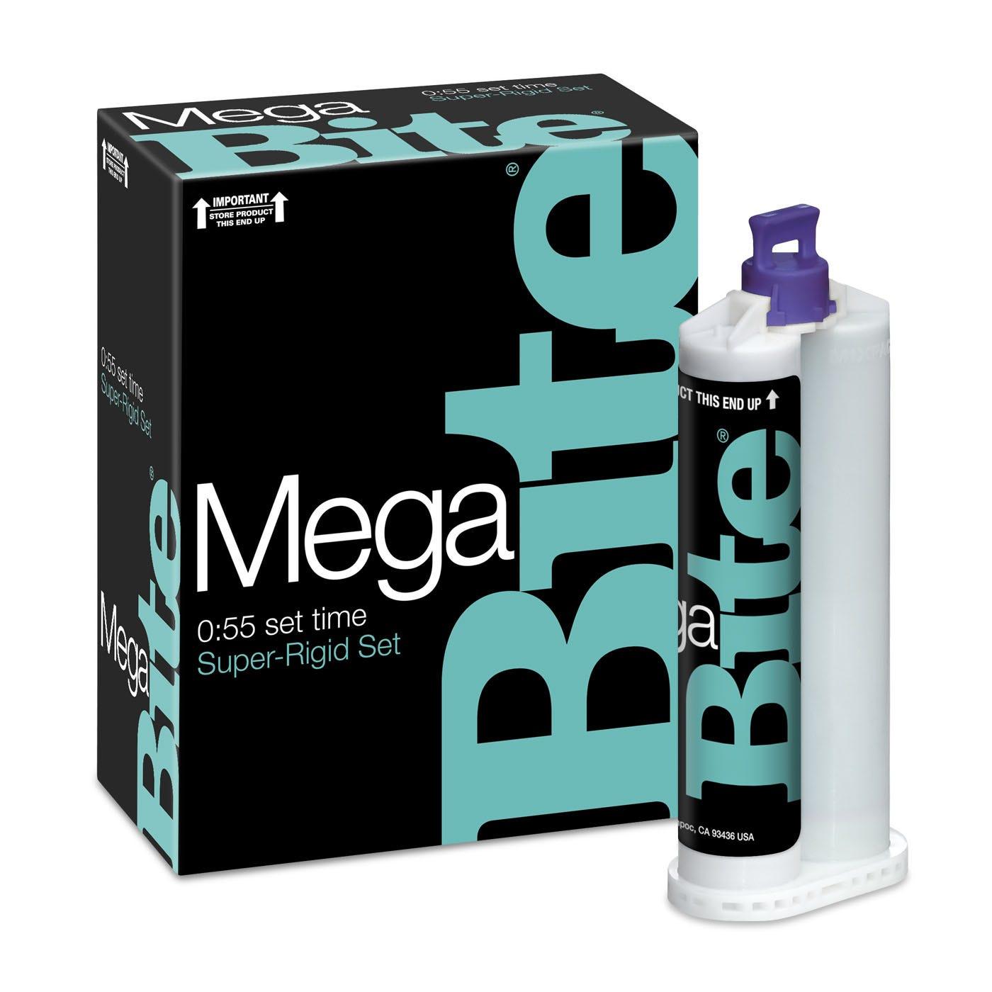 Dental Bite Registration Material - MegaBite Registration