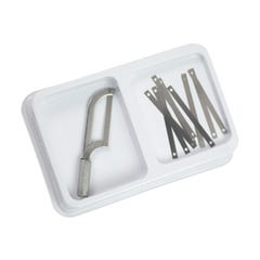 Dental Finishing Strips - Ceri-Saw Anterior with 11 Blades