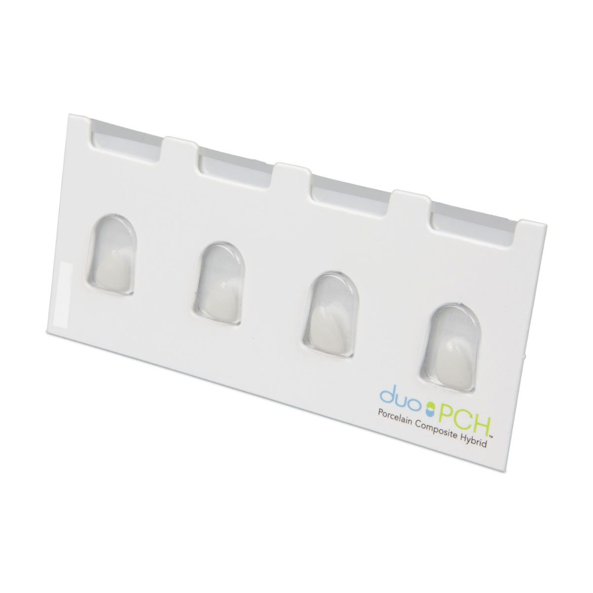 Duo PCH - Extra Small Uppers Cuspids #6/11- B1 Standard Translucency