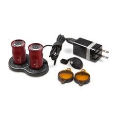 Dental Headlight - Firefly Cordless Headlight System Red