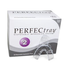 Dental Impression Tray - Perfectray® Large Lower Full Arch
