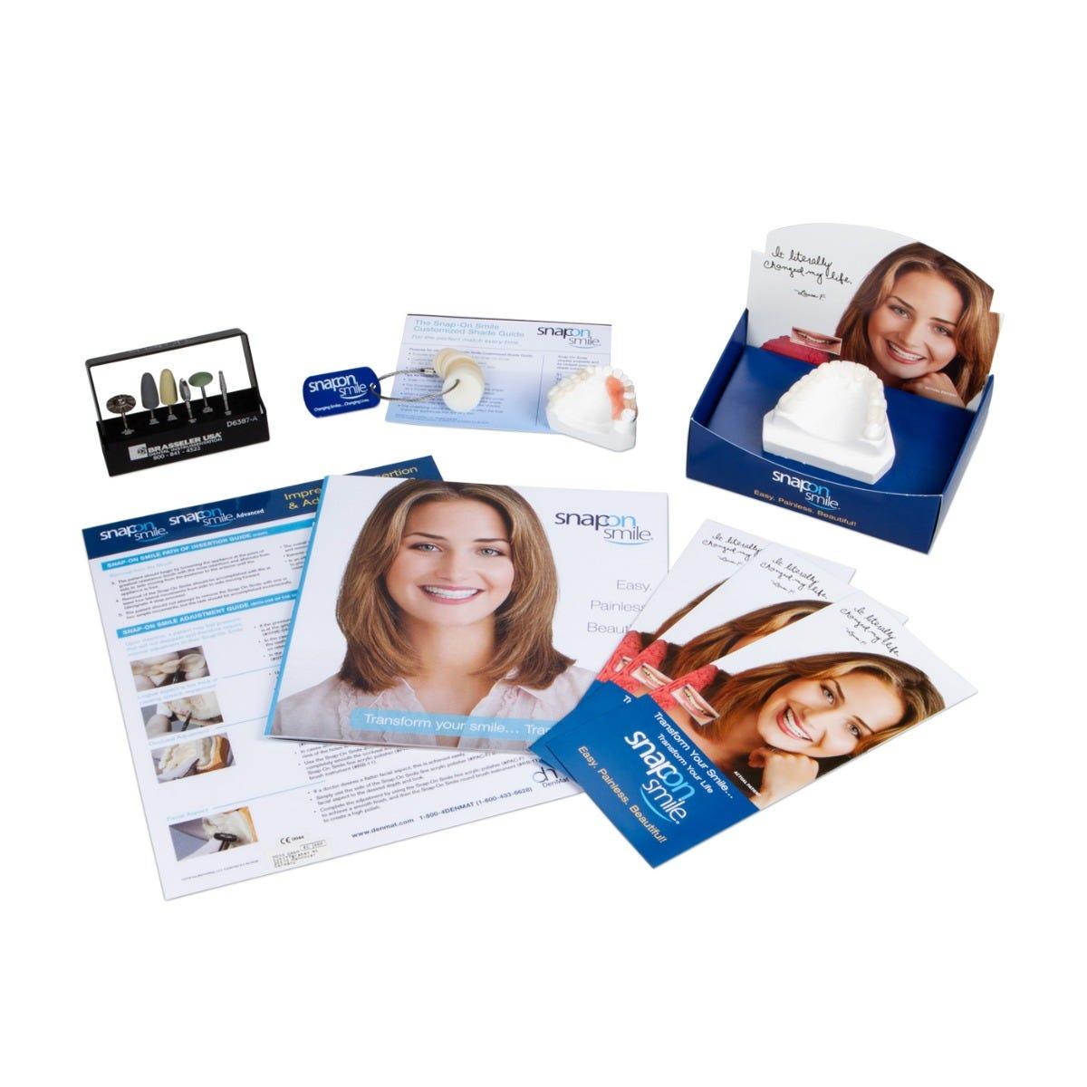 Snap-On Smile Starter Kit - US