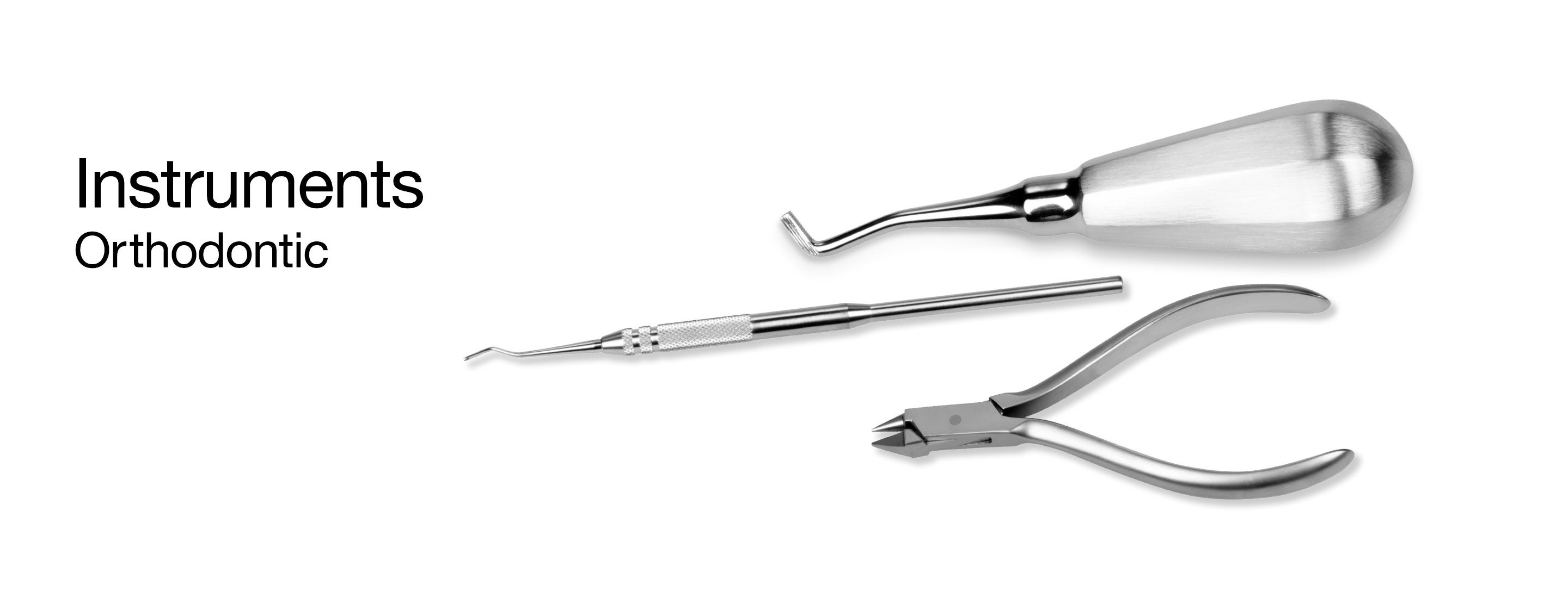 Carefully crafted by skilled professionals, DenMat's Hartzell® orthodontic instruments have maintained the same high standards of manufacturing excellence established by their founders in 1935.