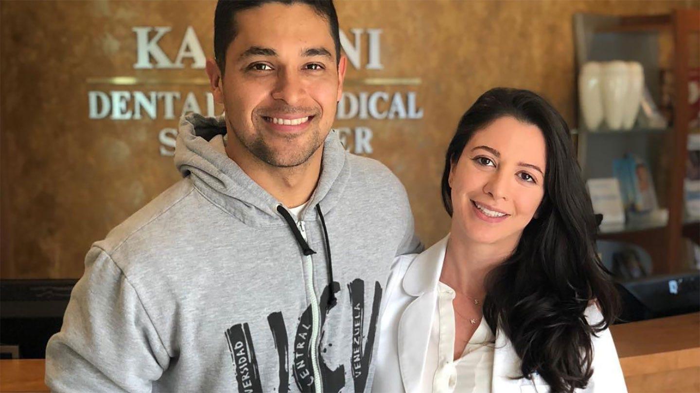 Dr. Kashani Xray Patient