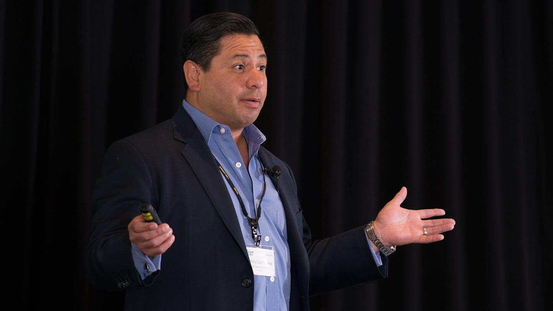 Robert Cartagena, DenMat COO Presenting