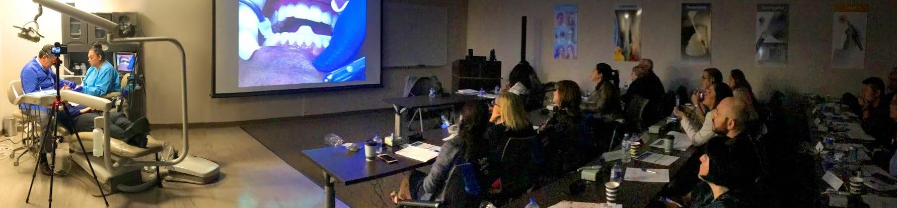 Dental Education Course - Advanced Veneer Esthetics: A Live-Placement Program - Lompoc, CA