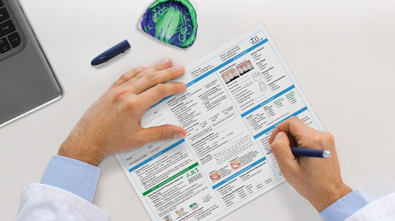 DenMat Dental Lab - Complete Prescription