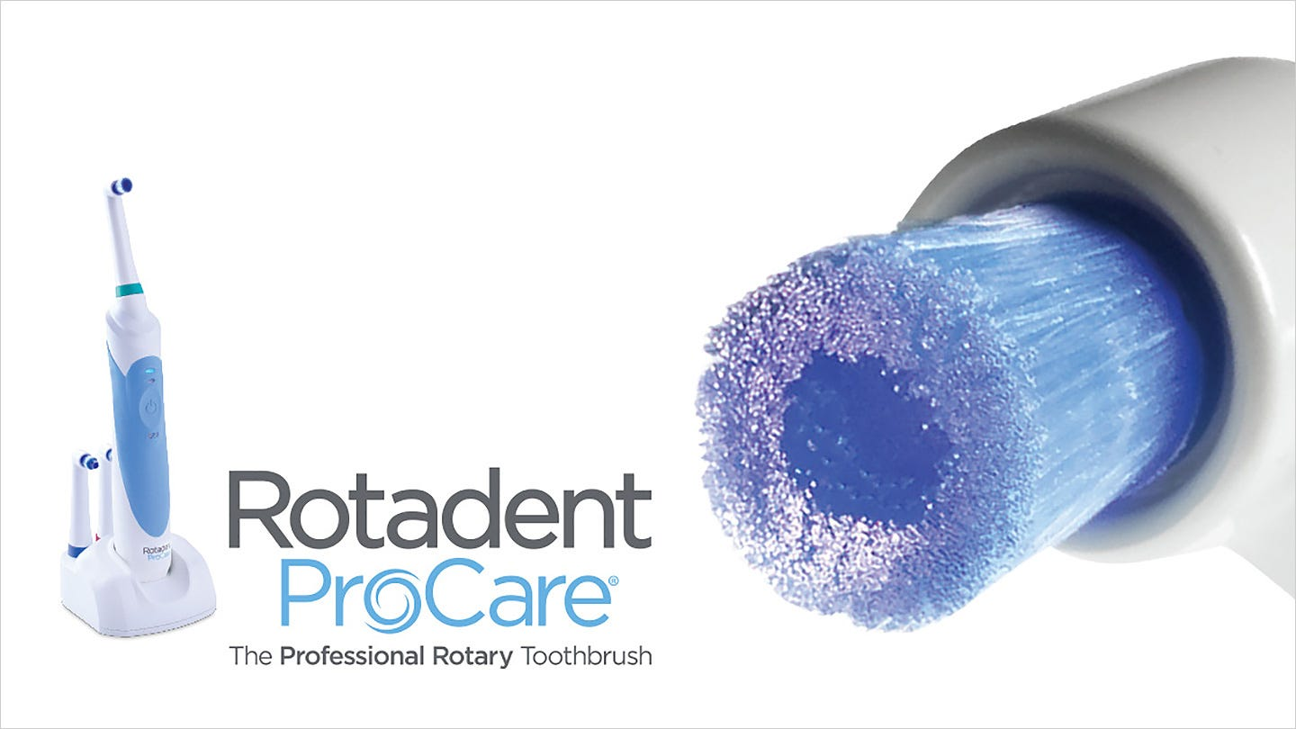 Rotadent.com - Buy brush head refills online